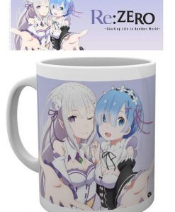x_gye-mg2123 Re:Zero Bögre - Duo