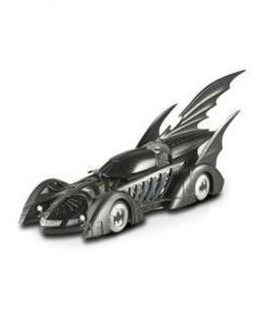 x_jada98036 Batman Metals Diecast Model 1/24 - 1995 Batmobile with figure