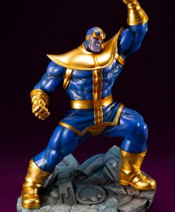 x_ktomk251 Marvel Universe Avengers Series ARTFX+ PVC Szobor - 1/10 Thanos 28 cm