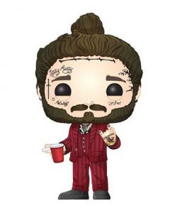 d_fk39181 Post Malone Funko POP! Rocks figura - Post Malone 9 cm
