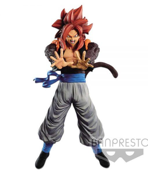 x_banp82649 Dragon Ball Z PVC Szobor - Super Saiyan 4 Gogeta 20 cm