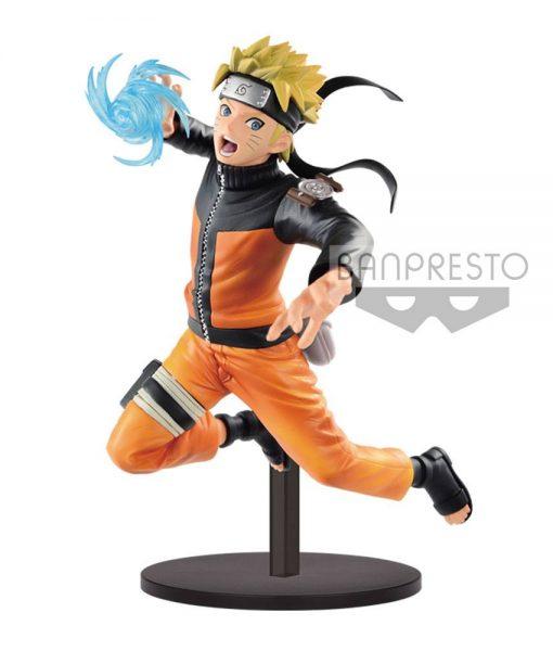 x_banp85213 Naruto Shippuden Vibration Stars PVC Szobor - Uzumaki Naruto 17 cm