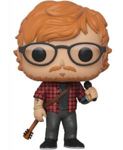 x_fk29529 Ed Sheeran Funko POP! Rocks Figura - Ed Sheeran 9 cm