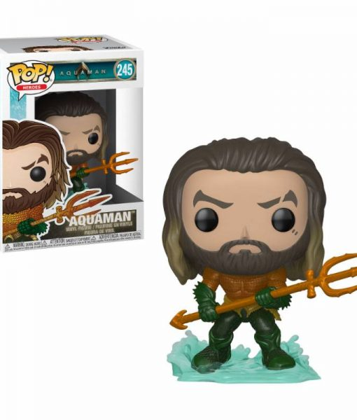 x_fk31177 Aquaman Movie Funko POP! Figura - Aquaman 9 cm