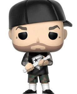 x_fk32692 Blink 182 Funko POP! Rocks figura Travis Barker