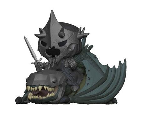 x_fk39894 Lord of the Rings Funko POP! Rides figura - Witch King & Fellbeast 15 cm