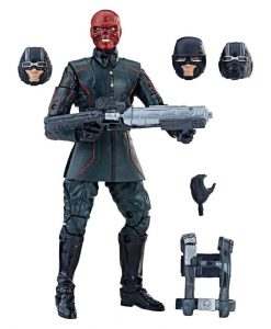 x_hase2446 Captain America: The First Avenger Marvel Legends Akciófigura - Red Skull 15 cm