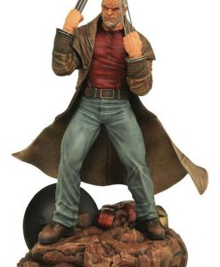 x_diamoct160011 Marvel Gallery PVC Szobor - Old Man Logan 20 cm