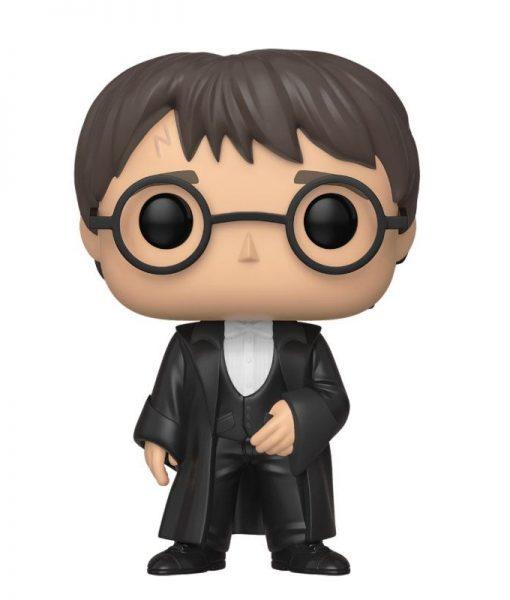 x_fk42608 Harry Potter Funko POP! Figura - Harry Potter (Yule) 9 cm