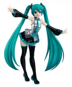 x_gsc94104 Character Vocal Series 01 PVC Szobor - Pop Up Parade Hatsune Miku 17 cm