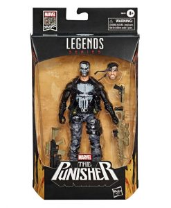 x_hase8610 Marvel Legends 80. Évfordulós Akciófigura - Punisher 15 cm