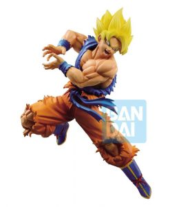 x_banp85191 Dragonball Super Z-Battle PVC Szobor - Super Saiyan Son Goku