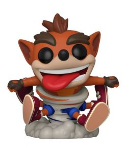 x_fk43343 Crash Bandicoot Funko POP! figura - Crash 9 cm